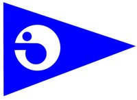 Shelter Bay Yacht Club Burgee