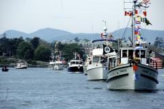 Victoria Days Boat Parade