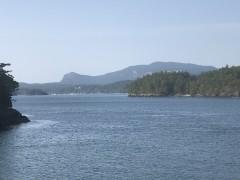 New Yacht Club in Deer Harbor