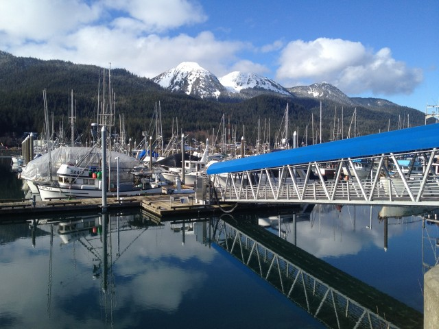 HARRIS HARBOR GANGWAY