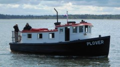 Plover shuttle from Semiahmoo To Blaine